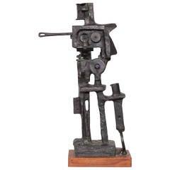 Bronze Sculpture by Abbott Pattison
