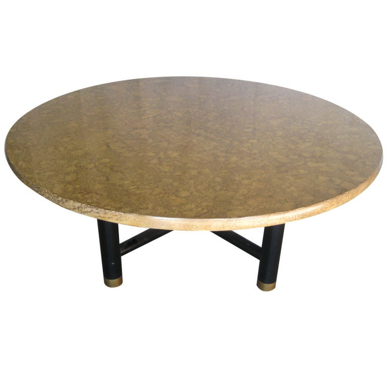 Coffee Table By Henredon At 1stdibs