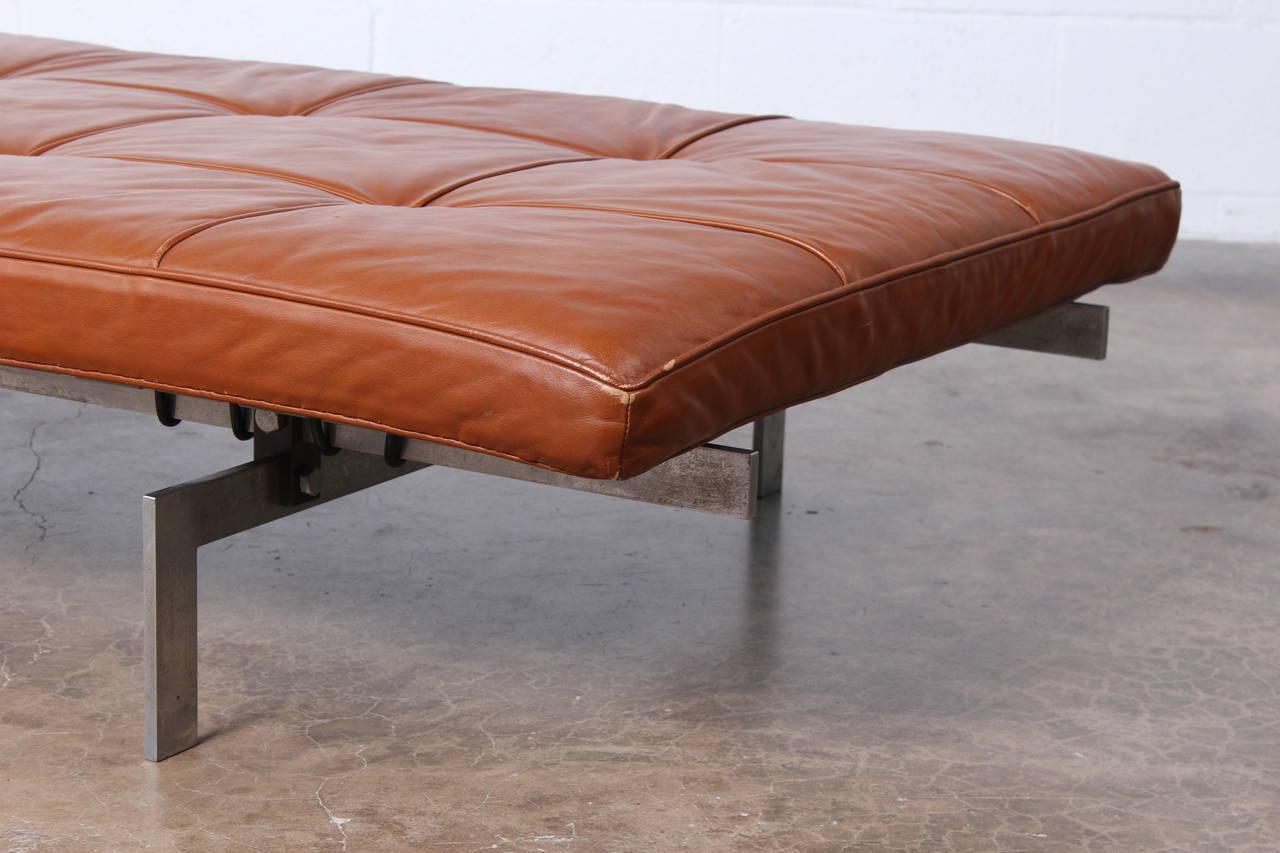 Pk80 Bench By Poul Kjaerholm For E Kold Christensen At