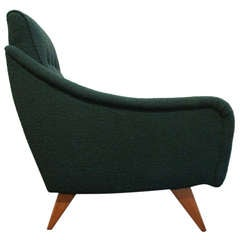 Lounge Chair attr. Carlo di Carli for Singer