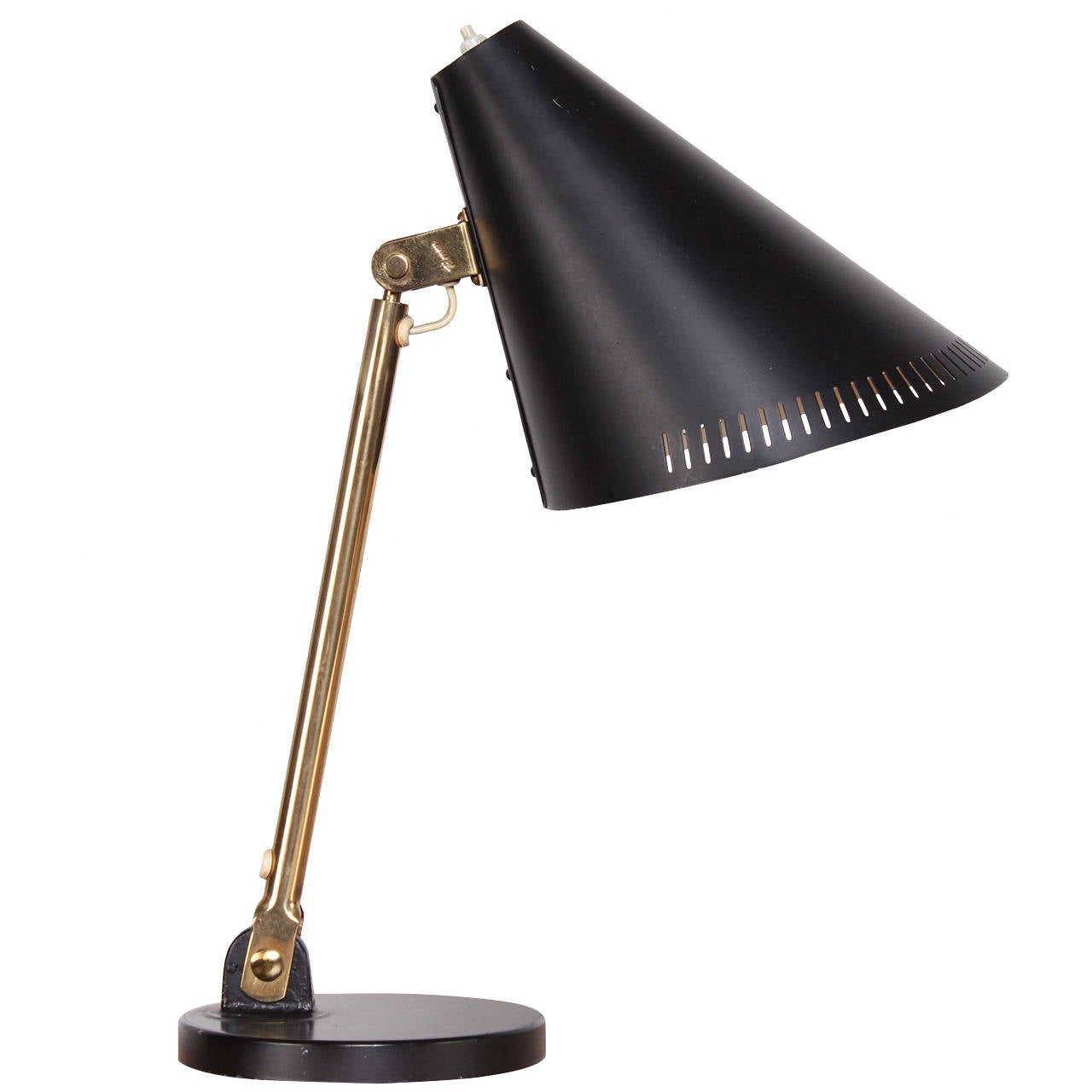 Desk Lamp by Paavo Tynell for Idman