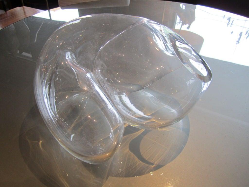Glass sculpture #1 by John Bingham 2