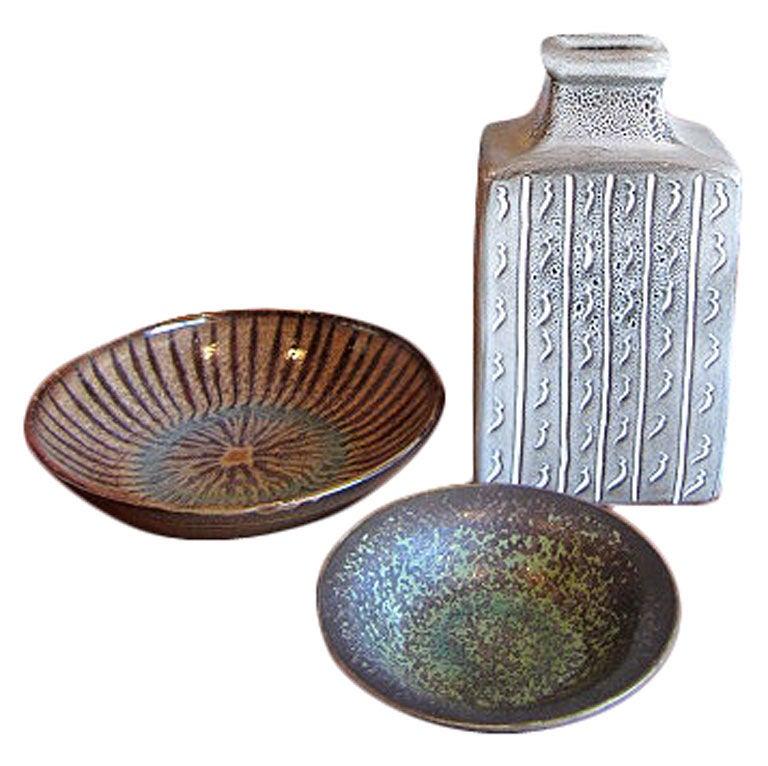 Pottery by Harding Black