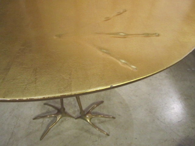 Vintage Traccia table by Meret Oppenheim 3