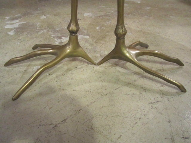 Vintage Traccia table by Meret Oppenheim 4
