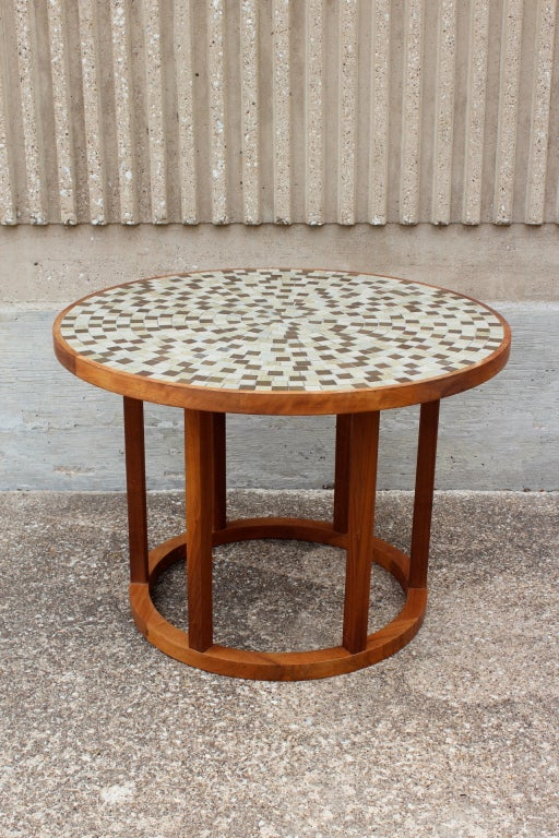 ceramic tile top dining table by gordon martz image 10