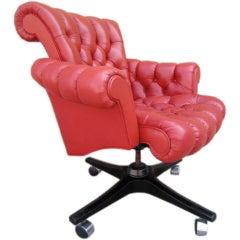 Executive Desk Chair by Edward Wormley for Dunbar
