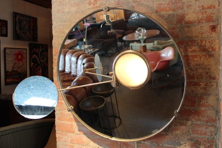 Satellite Mirror by Eileen Gray 7