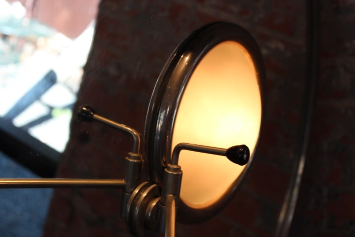 Satellite Mirror by Eileen Gray 4