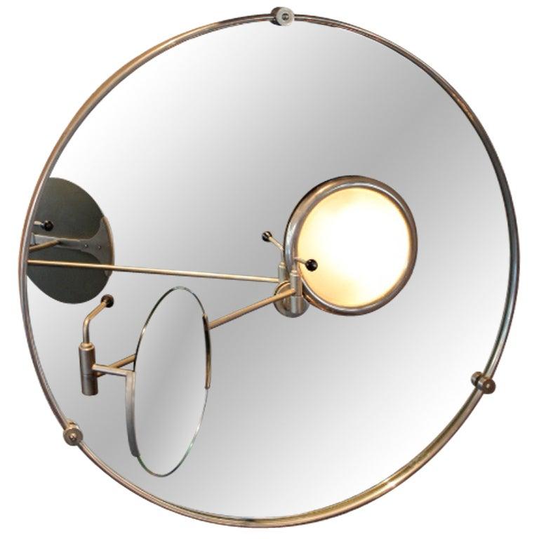 Satellite Mirror by Eileen Gray