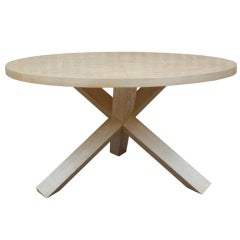 La Rotonda Dining Table by Mario Bellini