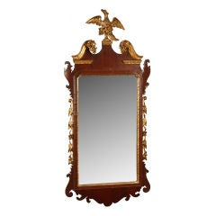 American Chippendale Mirror