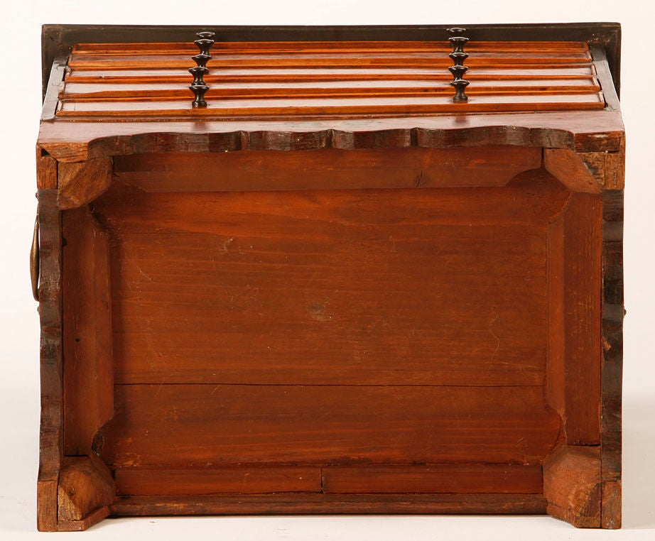 Southeast asian colonial miniature chest at 1stdibs for Oriental furniture norwalk ct