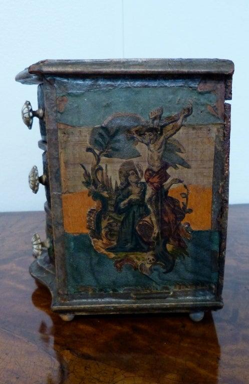 German Decoupage Baroque German Decoupage
