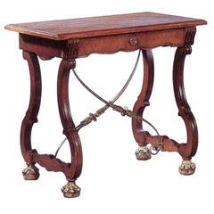 19th century Portuguese mahogany Table or Desk