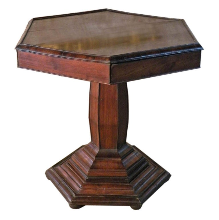 small pedestal table. Black Bedroom Furniture Sets. Home Design Ideas