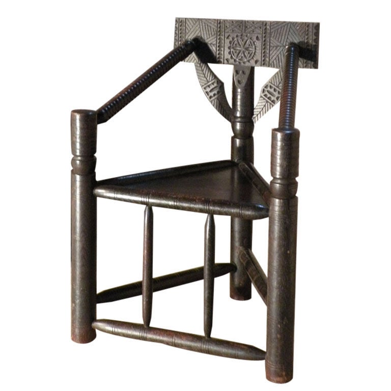 This Early English oak Turners chair is no longer available.