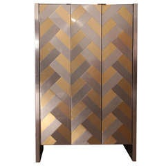 Stunning Chevron Front Chest by Ello