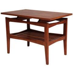 Studio Walnut Side Table
