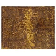 Steven Sles Abstract Oil Painting on Linen