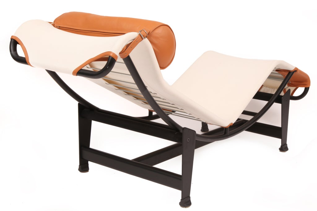 le corbusier lc4 chaise longues at 1stdibs. Black Bedroom Furniture Sets. Home Design Ideas