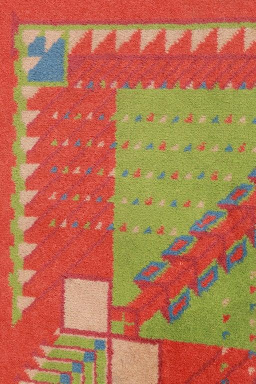 Rare frank lloyd wright biltmore carpet runner at 1stdibs - Frank lloyd wright rugs ...