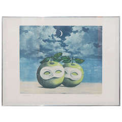 'La Valse Hesitation' by Rene Magritte