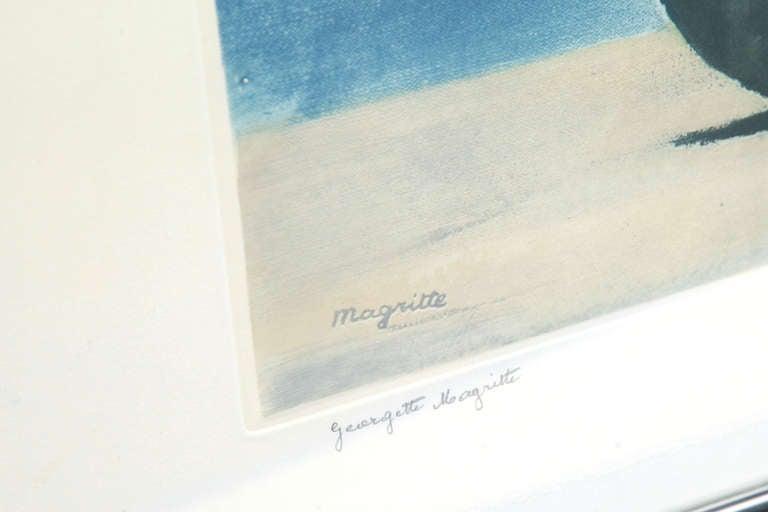 La Valse Hesitation By Rene Magritte For Sale At 1stdibs