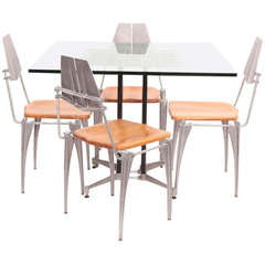 Robert Josten Table and Chairs
