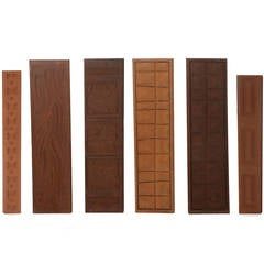 Six Evelyn Ackerman Wall Panels by Panelcarve
