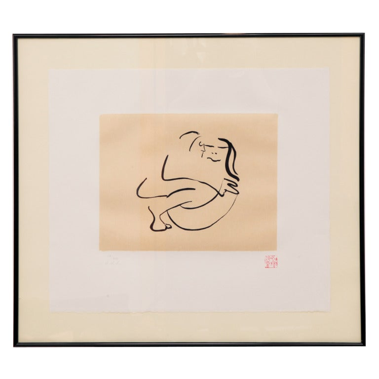 Limited Edition John Lennon Bag One Lithograph At 1stdibs