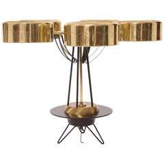 Rare Gerald Thurston Lightolier Table Lamp