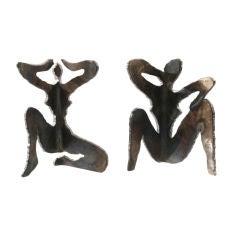 Allen Ditson Figurative Bookends