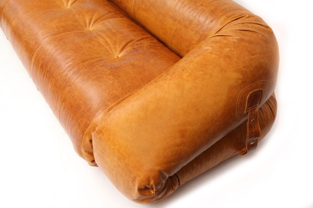 Italian Rare Anfibio Sofa By Alessandro Becchi For Sale