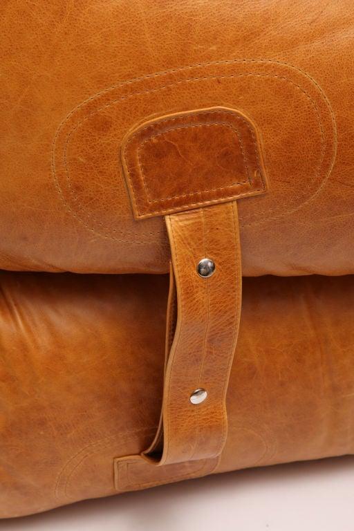 Late 20th Century Rare Anfibio Sofa By Alessandro Becchi For Sale