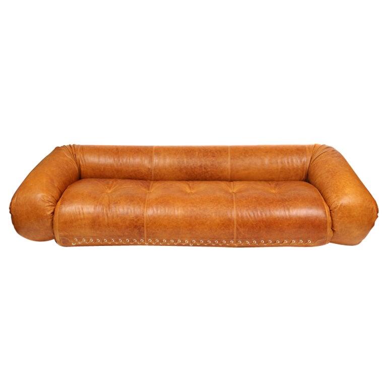 Rare Anfibio Sofa By Alessandro Becchi For Sale