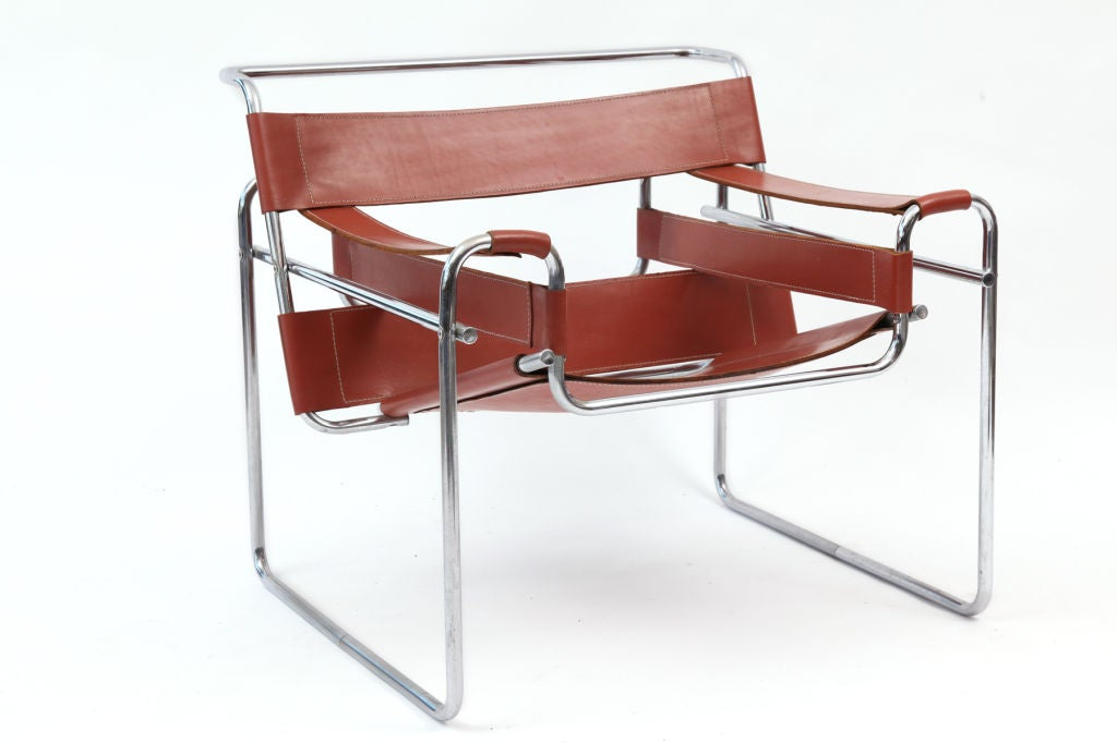 Pair of marcel breuer knoll wassily chairs at 1stdibs - Wassily chair price ...