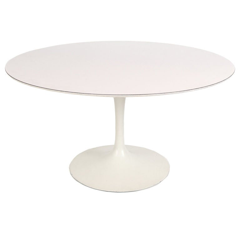 Early Eero Saarinen for Knoll Dining Table at 1stdibs : XXX853213055913041 from www.1stdibs.com size 768 x 768 jpeg 11kB