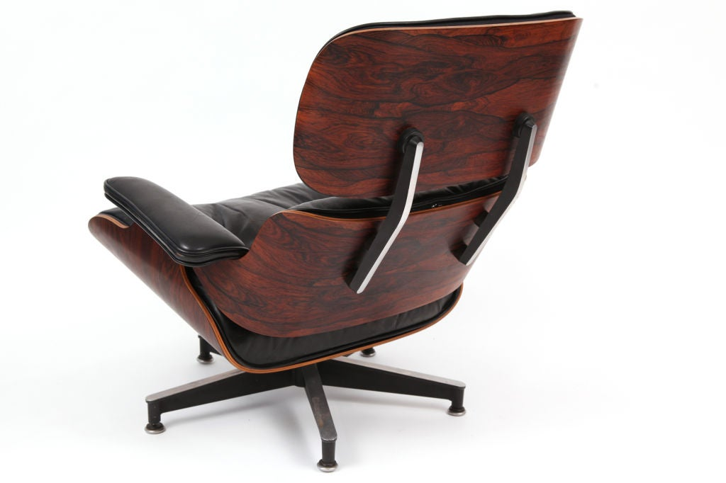 Eames Herman Miller 670 Lounge Chair And Ottoman At 1stdibs