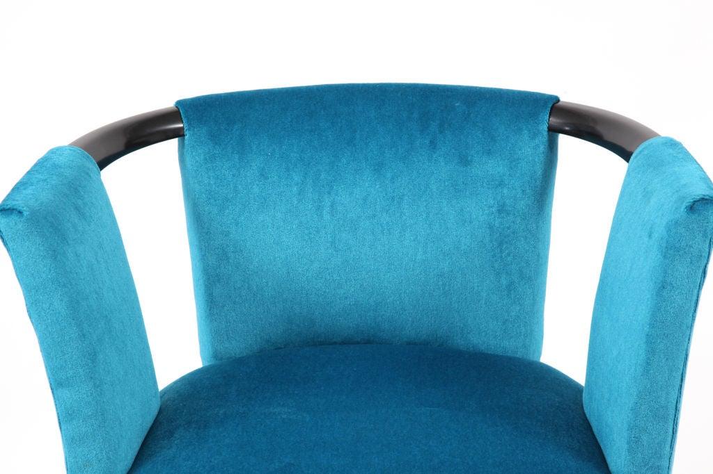 4 Eliel Saarinen Occasional Chairs At 1stdibs