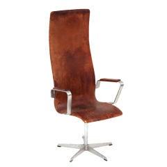 Arne Jacobsen Fritz Hansen Oxford Chair