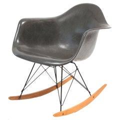 Fifties Eames RAR Rocking Chair