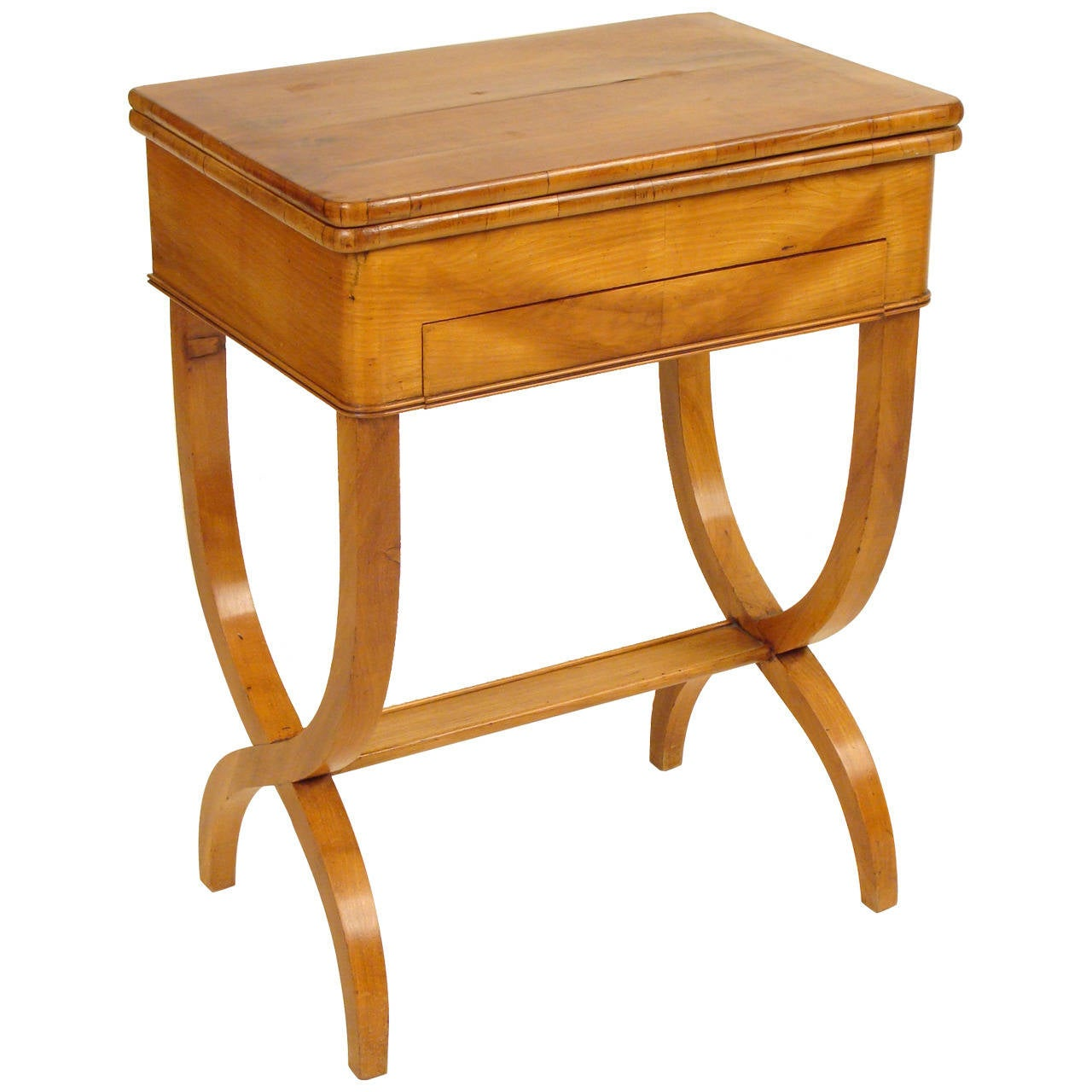 Louis philippe style games table at 1stdibs for Table louis philippe