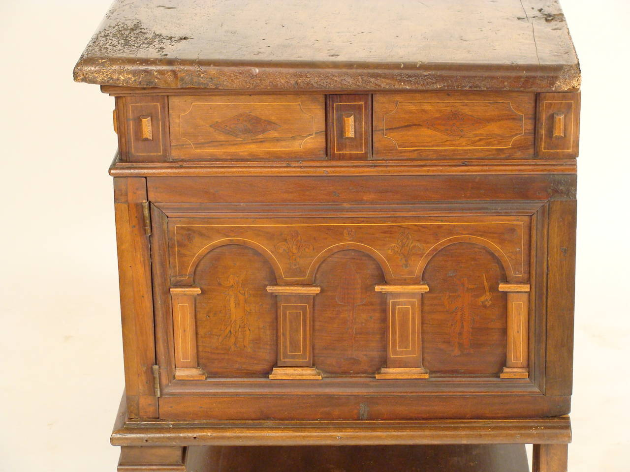Baroque style sideboard at 1stdibs - Buffet style baroque ...