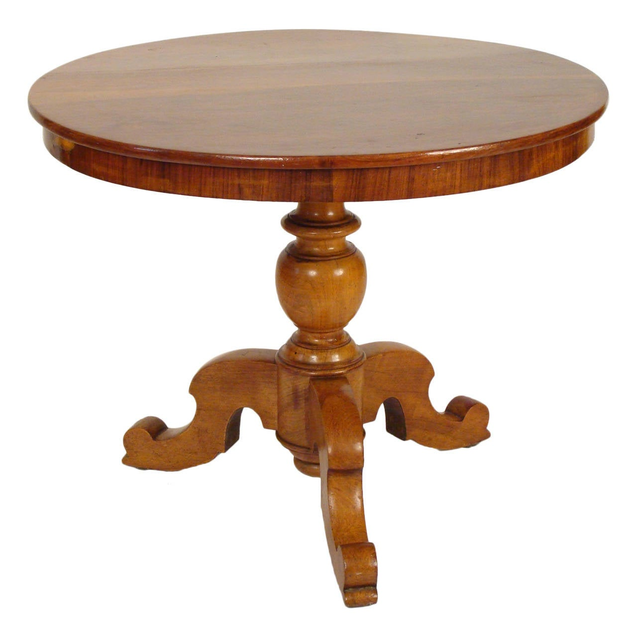 Louis philippe occasional table at 1stdibs for Table louis philippe