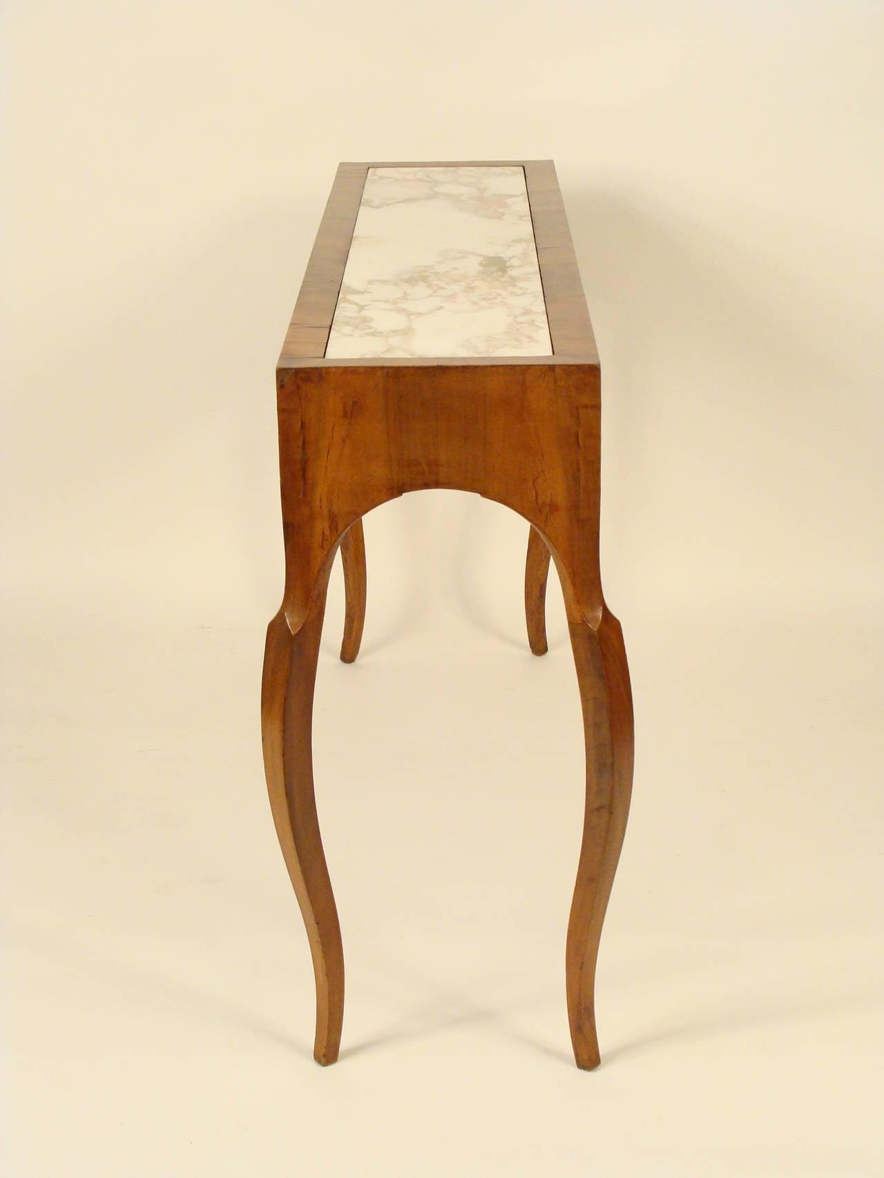 art moderne sofa table at 1stdibs. Black Bedroom Furniture Sets. Home Design Ideas