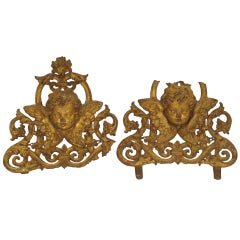 Pair of Architectural Fragments
