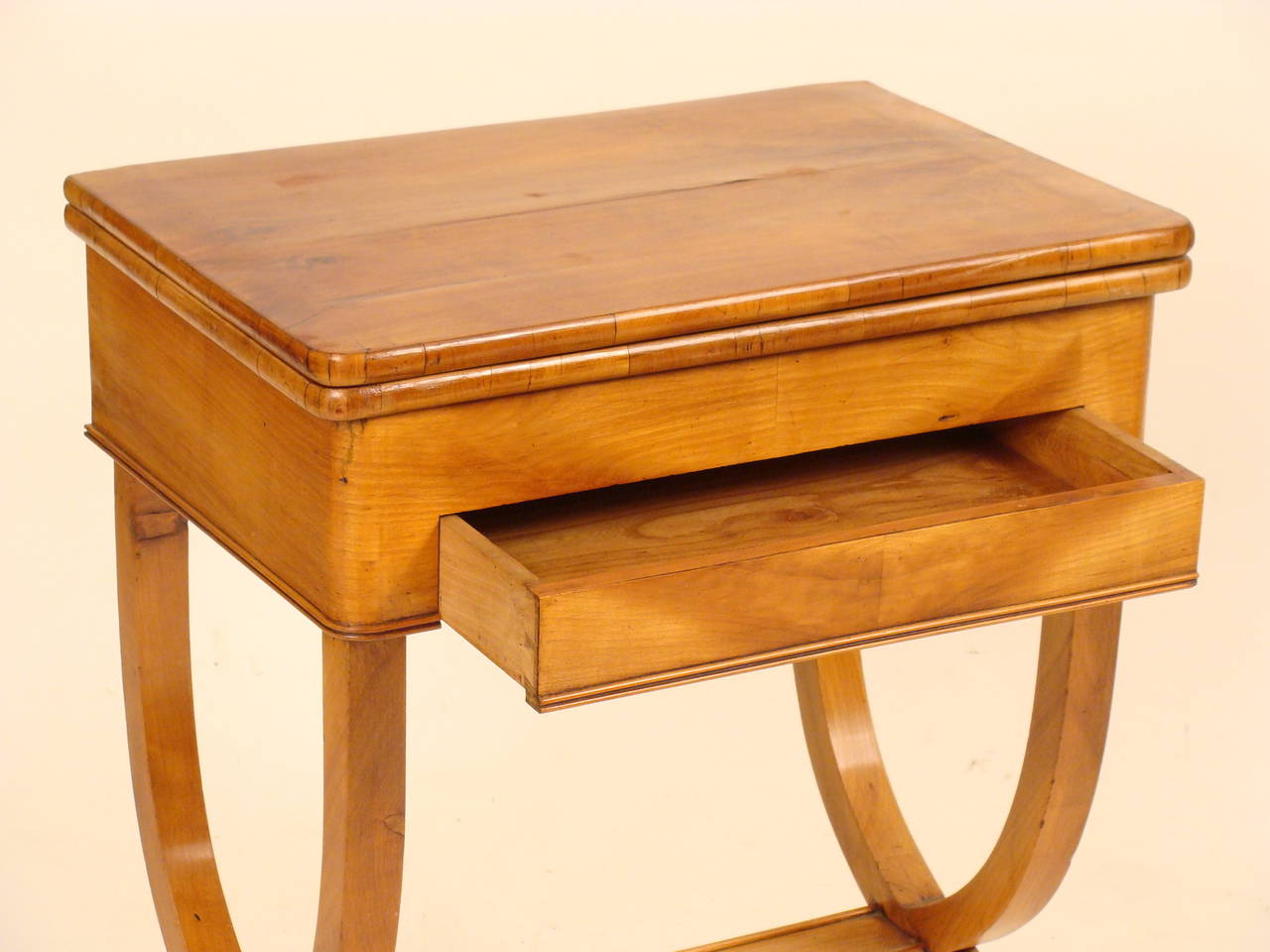 Louis philippe style games table at 1stdibs - Table basse louis philippe ...