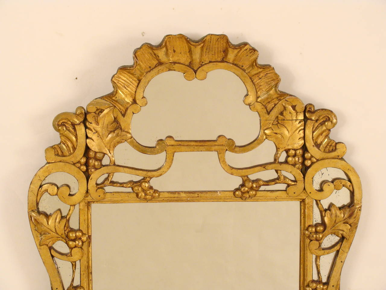 French Regence Style Mirror At 1stdibs