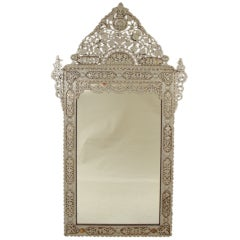 Palatial Middle Eastern Mirror